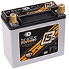 1067 Amps L 6.8 W 3.4 H 6.1 WEIGHT 15Ibs Braille Lightweight Advanced AGM Racing Battery