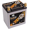 1380 Amps L 6.6 W 5.2 H 6.8 WEIGHT 21Ibs Braille Lightweight Advanced AGM Racing Battery