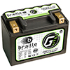 197 Amps L 7.2 W 4.45 H 2.36 WEIGHT 3.39 Lithium GREEN-LiTE 12 Volt Battery