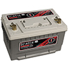 2350 Amps L 162 W 11.76 H 7.32 WEIGHT 7.42 Lithium ?Intensity Starting 12 Volt Battery - BCI Group S