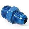 "Earl's 991947ERL Aluminum -6 AN Male to 5/8""-18 Male Adapter Fitting"