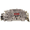 Carburetor Performer Series 4-Barrel 600 Cfm Electric Choke Satin Finish