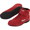G-Force GF235 RaceGrip Mid-Top SFI.5 Driving Shoes