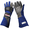 G-FORCE Pro Series SFI 3.3/5 Nomex/Leather Racing Gloves 4105