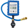 Intercomp 360094-BC 15psi Digital Fill, Bleed & Read Air Gauge with Ball Chuck