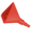 14 TRIANGULAR FUNNEL