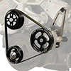 SB SERP PULLEY KIT CRATE