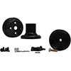 12% Dodge Serpentine Pulley Kit
