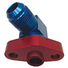 -10 Male 90Ø Swivel Inlet Fitting