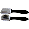 Max Papis Innovations MPI-A-SB Steering Wheel Steel Brush for Suede Steering Wheels