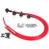 Wire Set, Super Conductor, 4-cyl. Midget