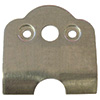 PANELfast .280in. Steel Contoured Weld Plate - for 3/4in. Spring