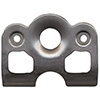 PANELfast Ultra Light Contoured Dimpled Center 1 3/8in. Spring Weld Plate