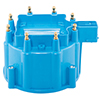 Proform 66947BC Engine Distributor Cap And Rotor Kit - Fits GM Hei Dist With Internal Coil - Blue