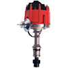 Proform 66955 Hei Distributor - 50,000 Volt Built-In Coil - Red Cap - Fits Oldsmobile V8 Engines