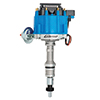 Proform 66969B Hei Distributor - Street/Strip - Built-In Coil - Blue Cap - Fits Ford 289-302 Engine