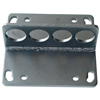 Proform 67457 Engine Lift Plate - Steel - Fits Holley 2 Barrel - 4 Barrel And Dominator Flange