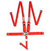 L and L 5Pt Hnr Harness Red