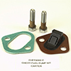 CHEVY FUEL PUMP KIT-CARTER