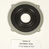 GROMMET SEAL 1 I.D. HOLE 4 O.D. GROMMET SEAL 1 HOLE SERIES