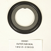 OUTER HUB SEAL 1.182 -3.130 (Spindle I.D - Seal O.D.)