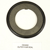 OUTER HUB SEAL 2.187 -3.850 (Spindle I.D - Seal O.D.)