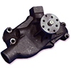 Stage 1 Small Block Chevy Short Water Pump, 5.625 inch Length, 5/8 inch Shaft, CW Rotation