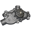 Stage 4 Small Block Chevy Short Water Pump, 5.625 inch Length, 3/4 inch Shaft, Adjustable Casting