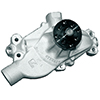 Stage 4 Small Block Chevy Short Water Pump, 5.625 inch Length, 3/4 inch Shaft, 3/8 inch NPT outlets