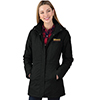 Behrent's Logo Women's Winter Jacket - Black